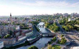 11 лучших городов для путешествий по Украине по версии CNN