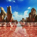 Соленые озера в Украине
