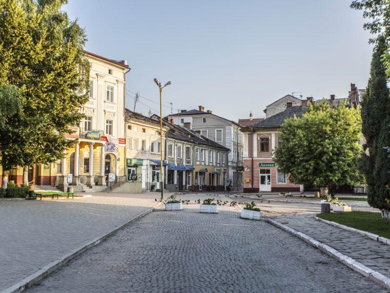 Must visit: Бережаны