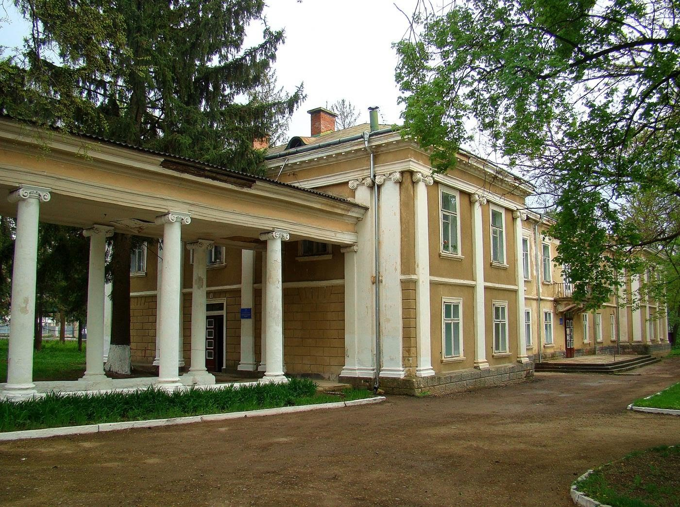 Дворец Бруницких