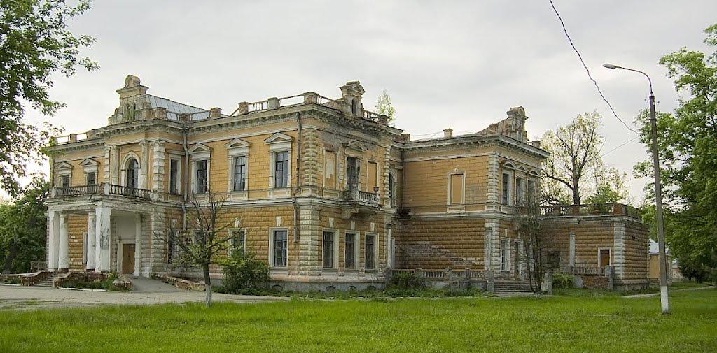 Дворец Лещинских