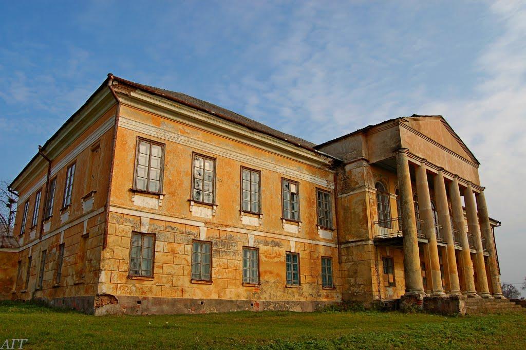 Дворец Стецкого