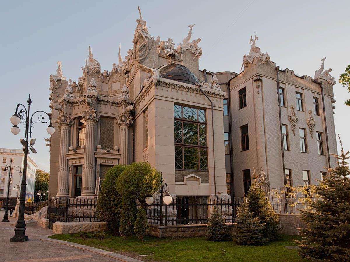 Дом Городецкого