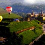 Туристическая Украина — самые посещаемые места и выдающиеся памятки