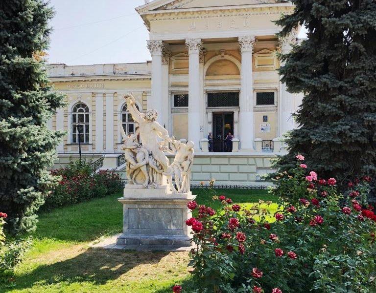 Онлайн гид по городу Одесса: куда пойти, где остановиться, что посмотреть