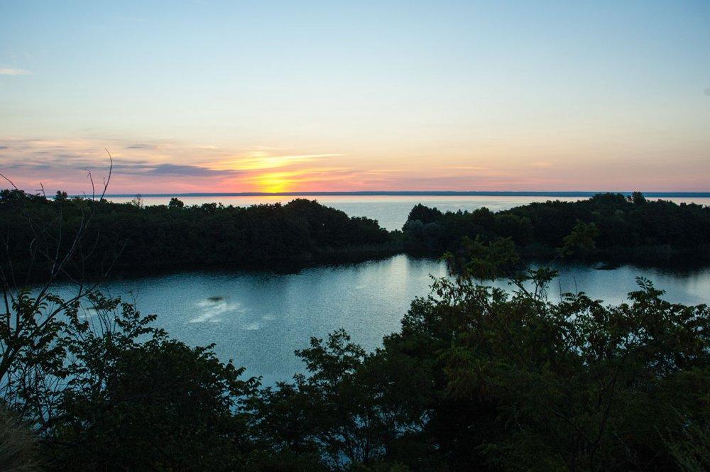 Озеро Бучак_