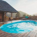 16 отелей с бассейном в Карпатах