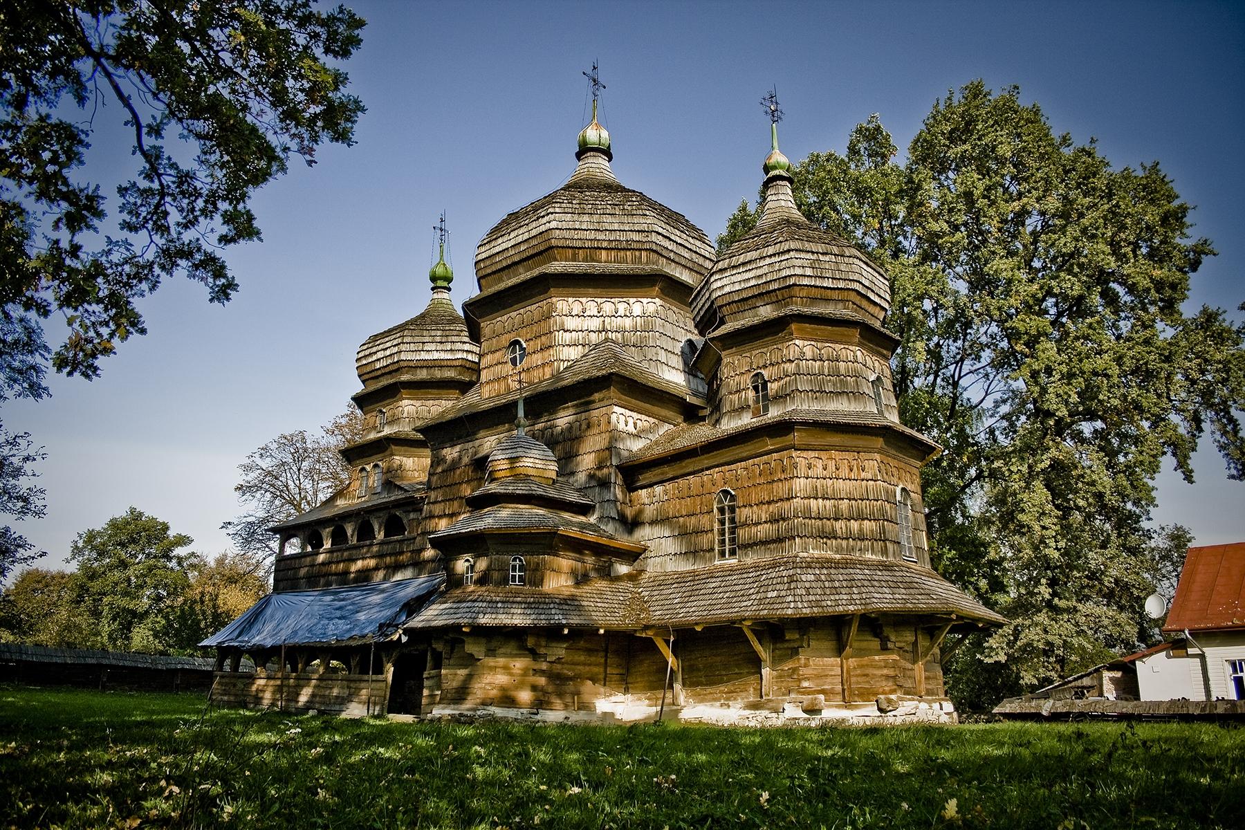 Церква святого Юра - Дрогобич