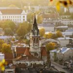 Малоизвестные города западной Украины