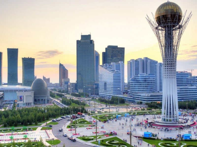 Украина там где мы: Казахстан