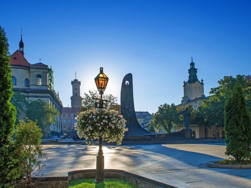 Истории улиц разных городов Украины. Часть 2