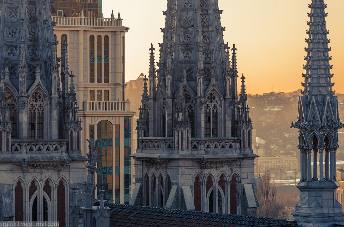 Николаевский костел в Киеве: история и удивительные факты