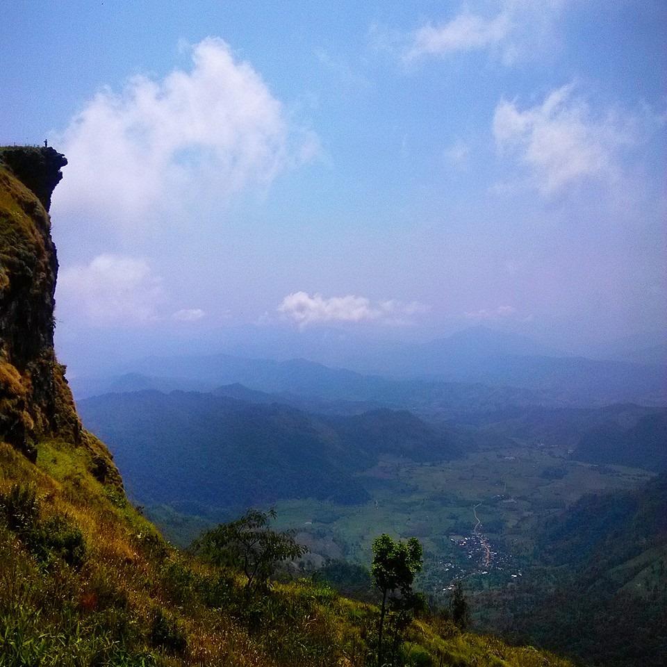 Гора в Вьетнаме