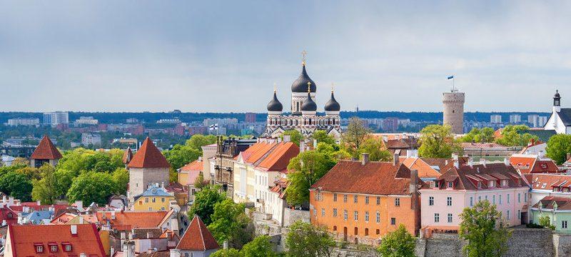 Украина там, где мы: Эстония