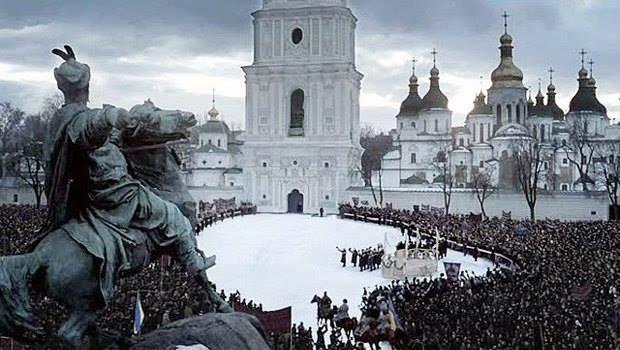 6 фільмів за участю Києва