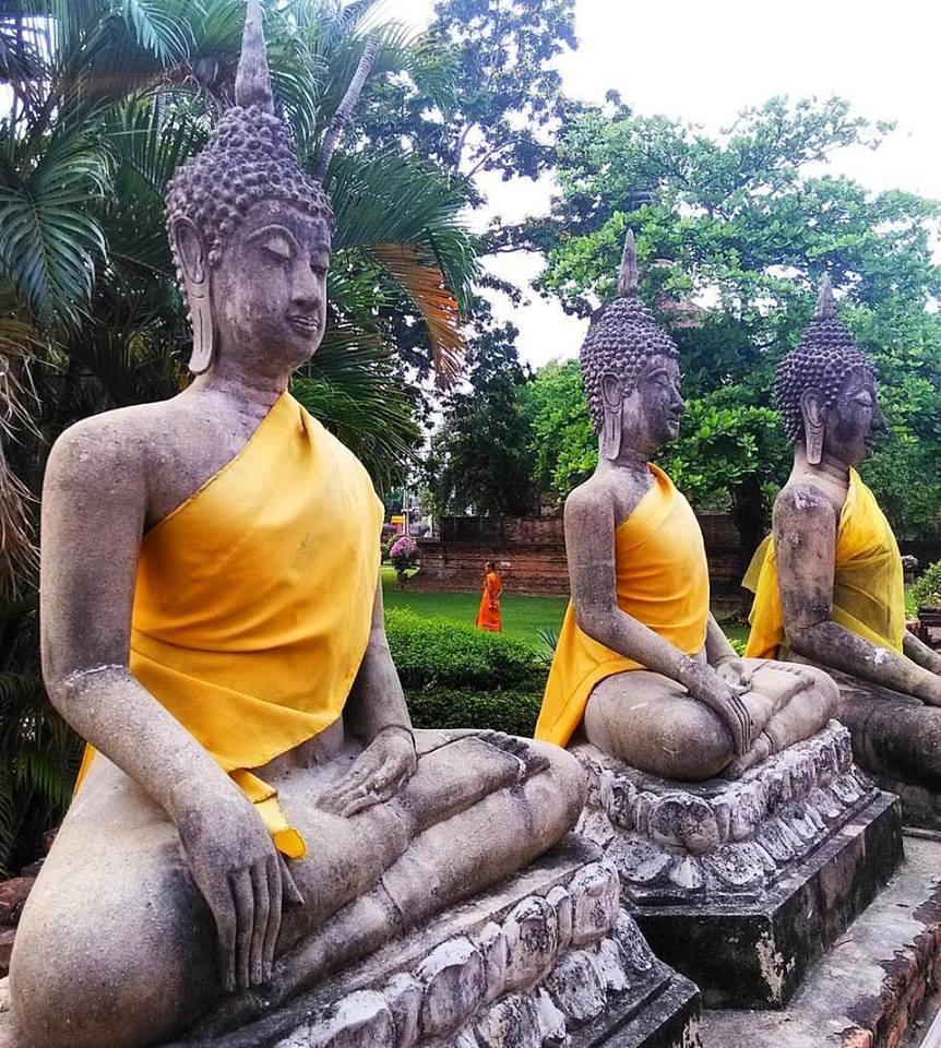 Вьетнамские статуи