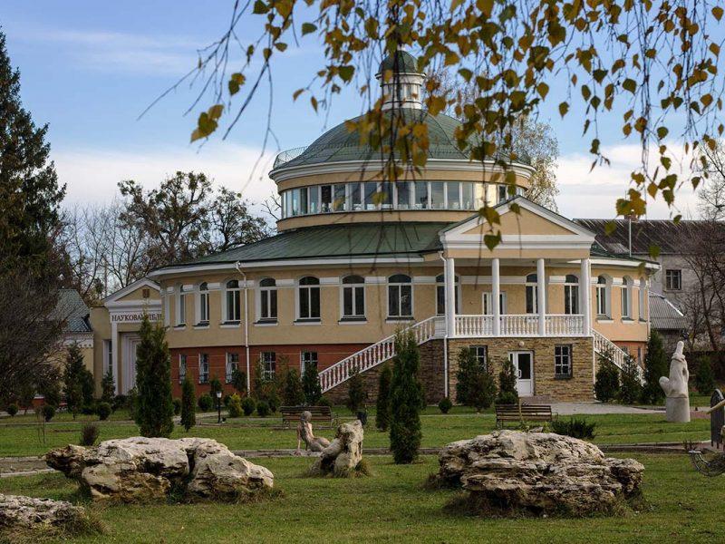 Ostroh Academy: wisdom and charm