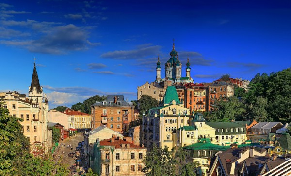 Kyiv: how to get, where to stay, what to see