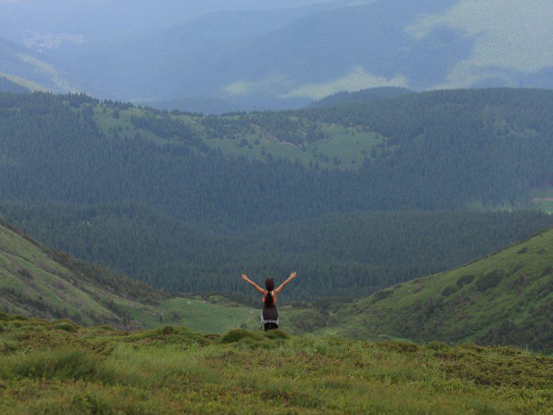 Маршрут из Киева в Карпаты: Говерла, рафтинг и бассейн в горах