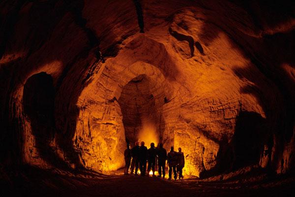 Печера Атлантида