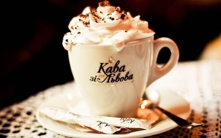 Де випити смачної кави у Львові