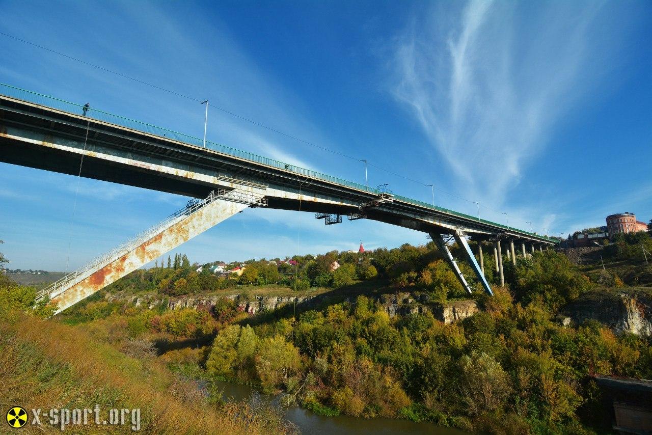 Мост для прыжков в житомире