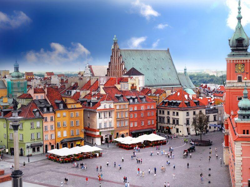 Україна там де ми: Польша