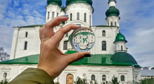 Архитектура периода Барокко в Украине