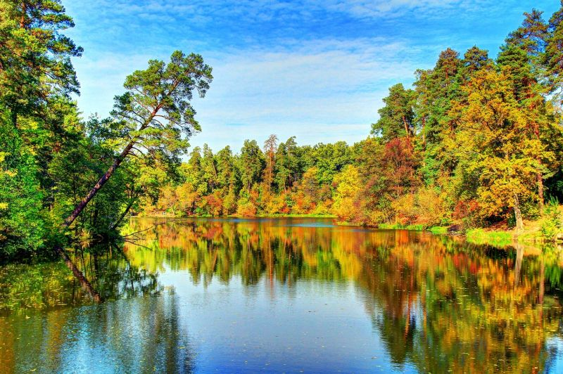Ирпенским озерам