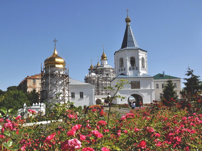Молчанский монастырь-крепость