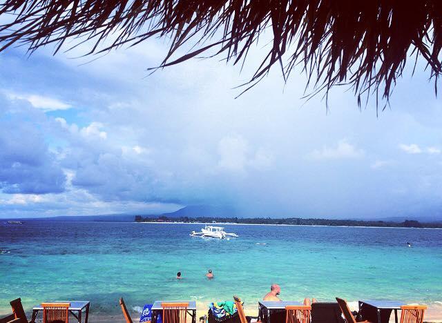 Бали, море