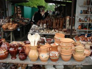 Опошня — мекка украинского гончарства