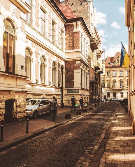 Фото-прогулянка містом: Львів