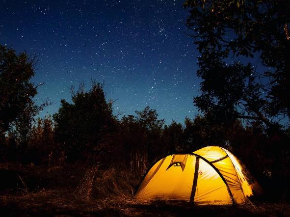 Букский каньон, пикник