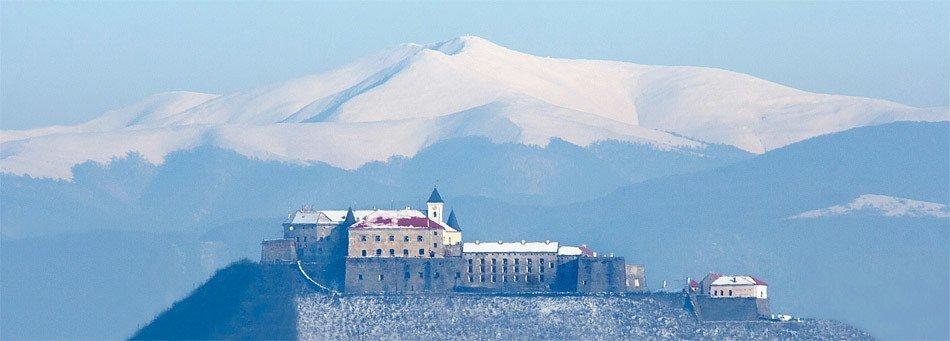 Замок Паланокч