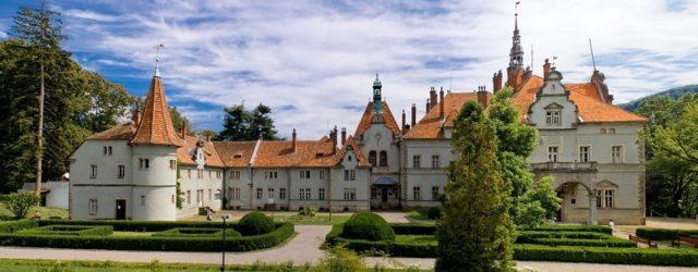 Замок Шенборн