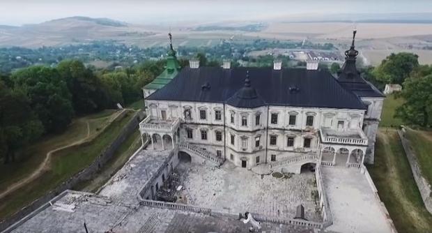 Підгорецький замок: історія та цікаві факти