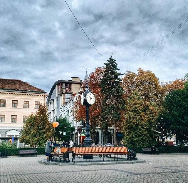 Photowalking: Ternopil
