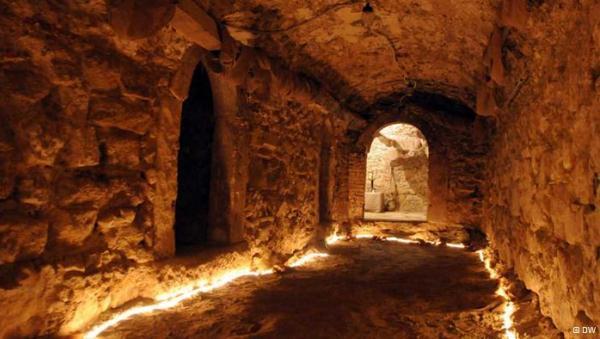 Подземелья Львова, куда можно попасть без экскурсии