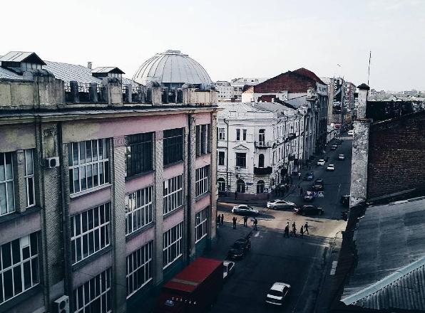 Фото-прогулка: Харьков