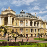 Достопримечательности в разных городах и областях Украины