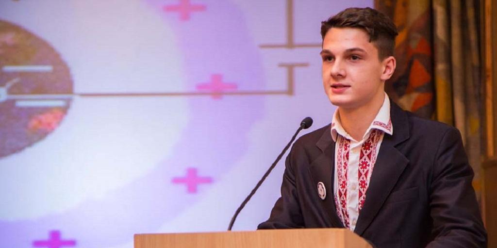 Український підліток-винахідник увійшов до трійки найрозумніших вундеркіндів світу