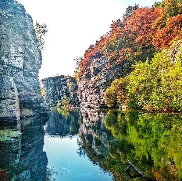 Букский каньон