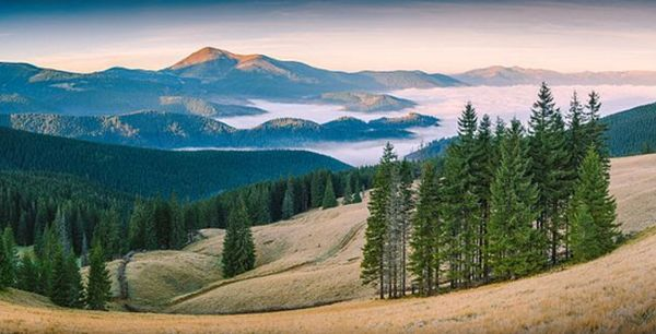 """Фото Карпат посіло шосте місце у міжнародному консурсі """"Вікі любить землю""""."""