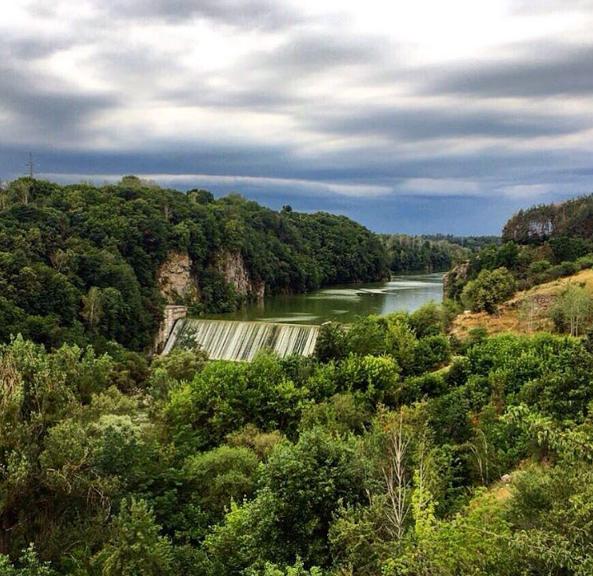 ТОП-7 самых впечатляющих каньонов Украины