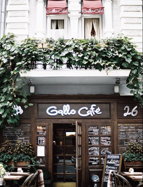 gallo cafe