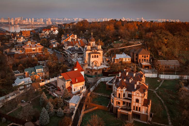 Невідомий Київ: Архангело-Михайлівський Звіринецький Монастир