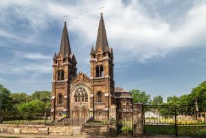 Чудеса архітектури Центральної України