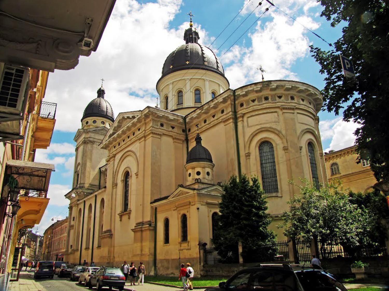 Преображенская церковь