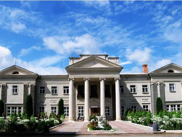 Дворец Четвертинских